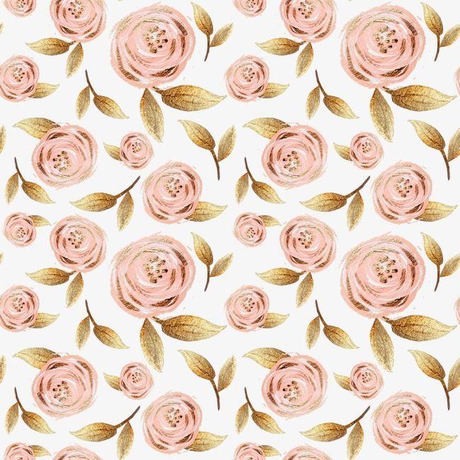 Pin En Pinceladas Flores