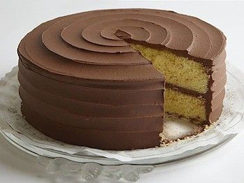 """Moist Yellow Homemade Cake """"Mix"""" - this has  dry mix recipe that can be frozen and then quickly put together"""
