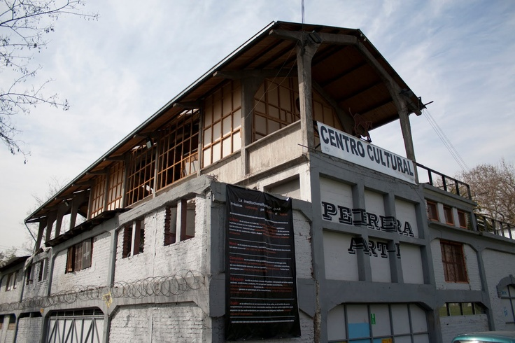 Centro Cultural Perrera Arte - Chile