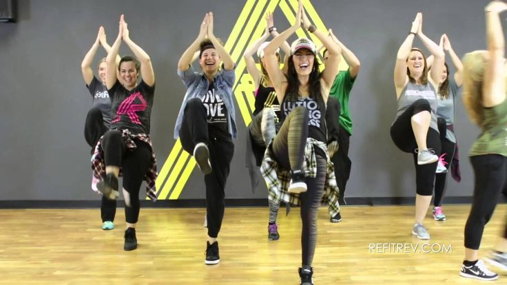 """Get Low"" by Dillon Francis (dance fitness choreography by REFIT®) - ab-focus"