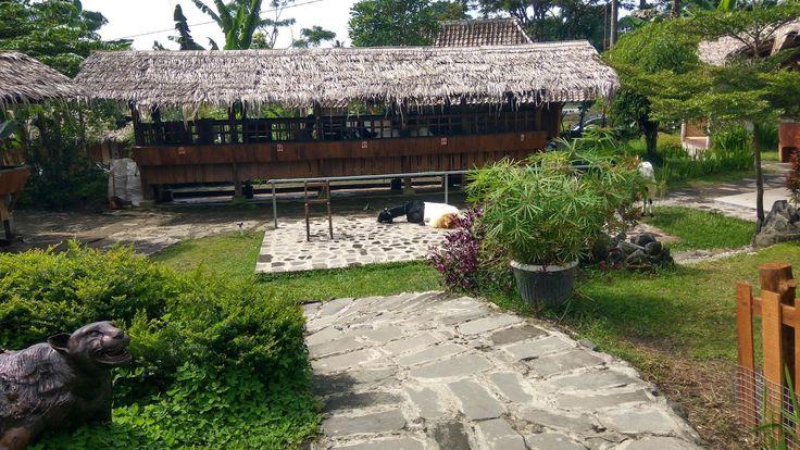 Bhumi Merapi Wisata Edukasi di Kaki Gunung Merapi Yogyakarta - Yogyakarta