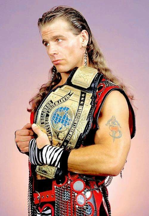 Young shawn michaels