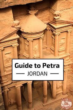 Petra, Jordan - Everyone has this image of the canyon and the Treasury but Petra is actually a huge site with many tombs to admire - Click to access the complete guide: Map, Things to do, timing, difficulty, tips and more