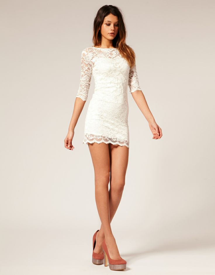 Lace Body Conscious Dress Wedding Pinterest Vegas And Rehearsal Dinners