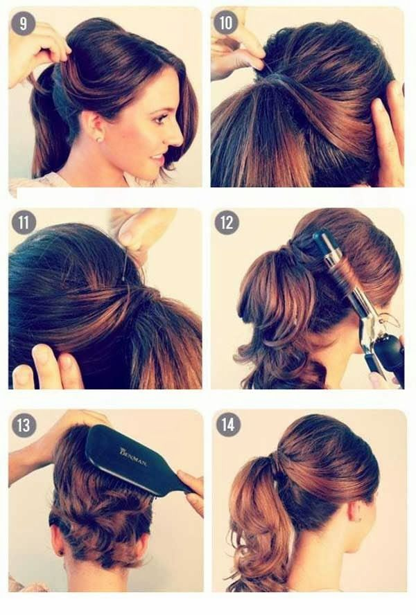 77 best diy hairstyles images on pinterest beauty tips coiffure do it yourself fashionable hairstyles solutioingenieria Gallery