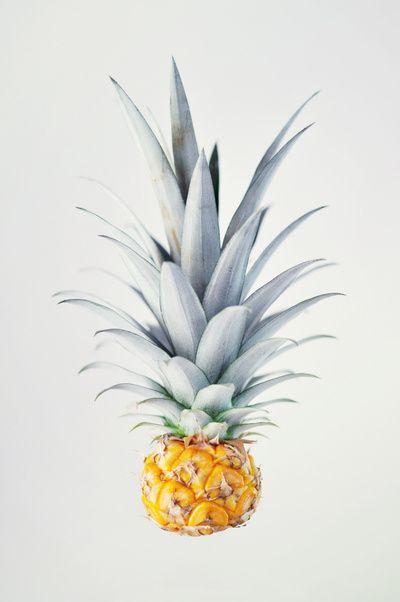 Singular / Pineapple Art Print