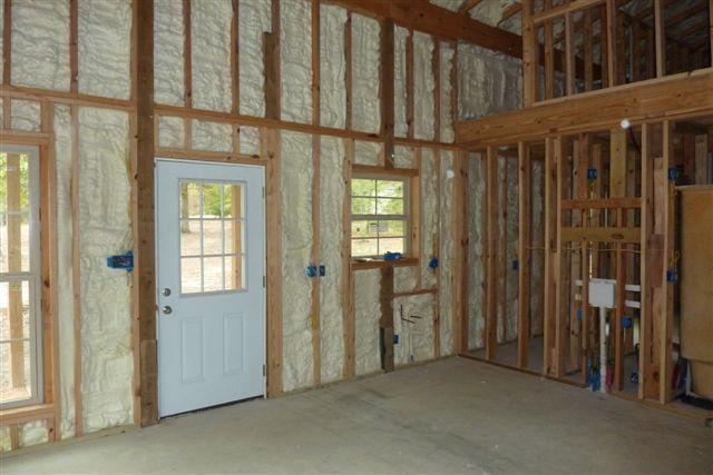 Pole barn house, step by step, one man's experience.