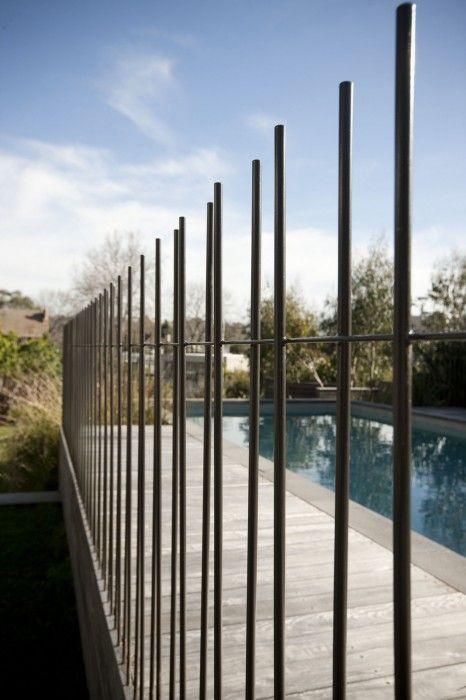 Merriwee Pool Fence | Anna Charlesworth