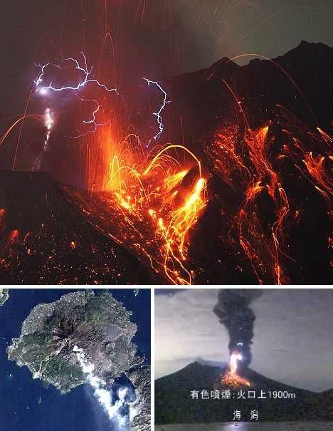 Best Volcano Lightning Ideas On Pinterest Storms Lightning - Amazing footage captures a lightning storm inside volcanic ash plume