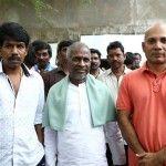 Ilaiyaraja @ Thaarai Thappattai Spot Still 1