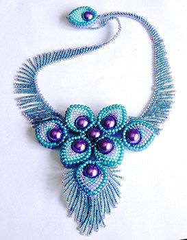 Peacock Reversible Workshop with Fran Griffiths