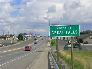 Great Falls, Montana Just because this is where I picked up Taylor, my favorite flavor, Boyle
