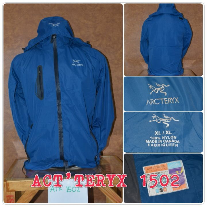 Act'Teryx 1502 blue donker