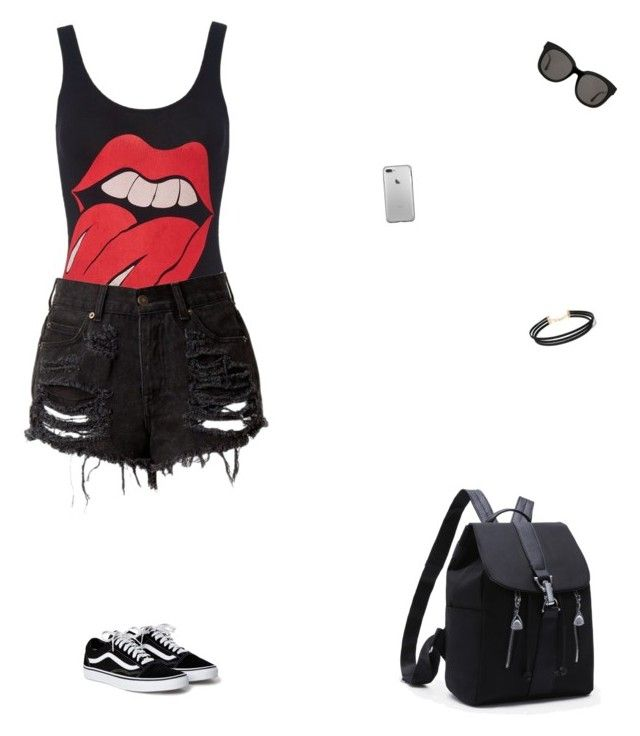 """""""🖤🖤🖤"""" by celmad on Polyvore featuring MadeWorn and Gentle Monster"""