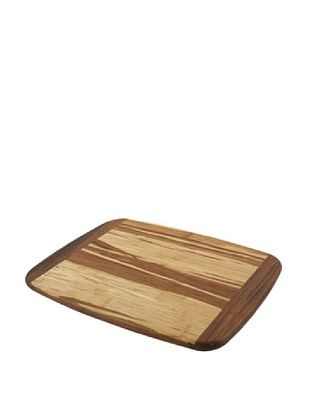 Core Bamboo Crushed Bamboo Two-Tone Cutting Board