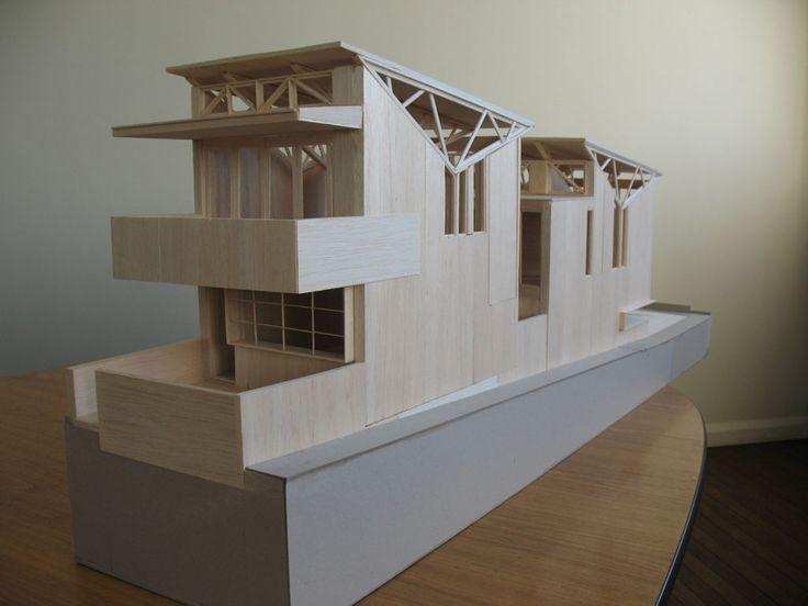 Truss House - work in progress by carterwilliamson architects   Award Winning Sydney Architect