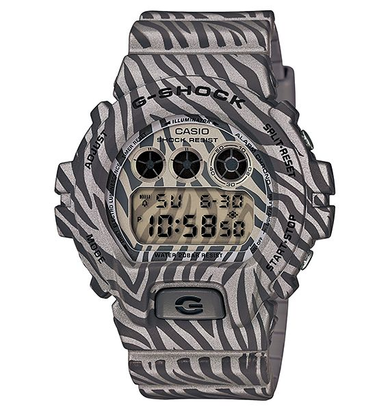 Zebra Camo Series. G-SHOCK