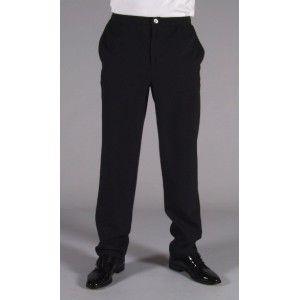 Déguisement pantalon noir deluxe homme, Costume pantalon noir, Magic by Freddy's, fêtes.