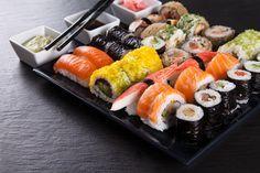Restaurantes com rodízio japonês em Goiânia para ir gastando pouco