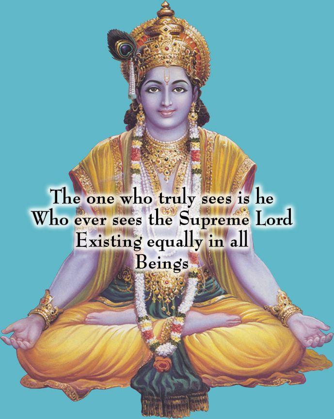 BHAGAVAD GITA {6, 17 } युक्ताहारविहारस्य युक्तचेष्टस्य कर्मसु । युक्तस्वप्नावबोधस्य योगो भवति दुःखहा ॥ 17॥ The yoga of meditation destroys all sorrow for the one who is moderate in eating, recreation, working, sleeping, and waking. (6.17)