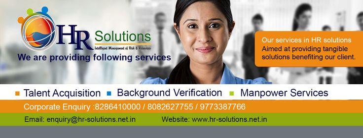 Helping Individuals to Advance their Career and Companies to grow their Businesses http://hr-solutions.net.in/