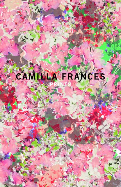 iheartprintsandpatterns: Fashion Friday - Camilla Frances