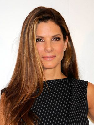 Sandra Bullock. I love her movies and she is such a strong woman.. She really inspires me.