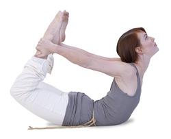 my favourite: http://www.yogaonline.nl/web/Oefeningen/houdingen-Tonen-op/Boog-Dhanurasana-15.htm