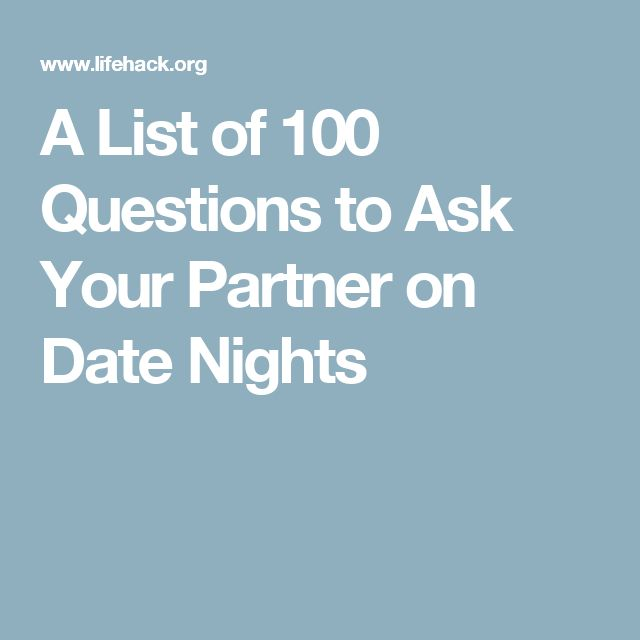 dating questions to ask Holbæk