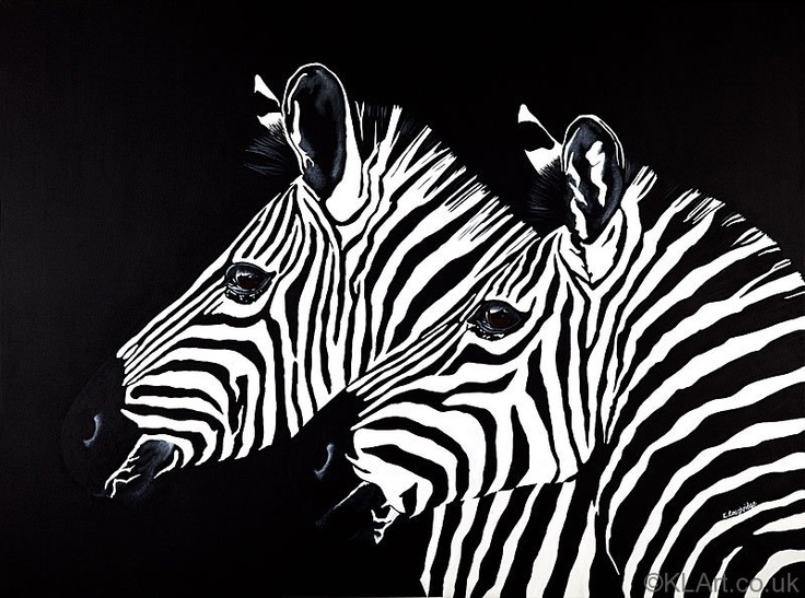 Two's Company | Acrylic on Canvas | 30 X 40 in | 76 X 102 cm | SOLD