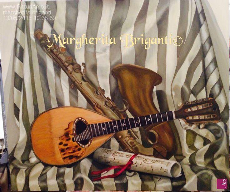 Strumenti musicali di Megcreative