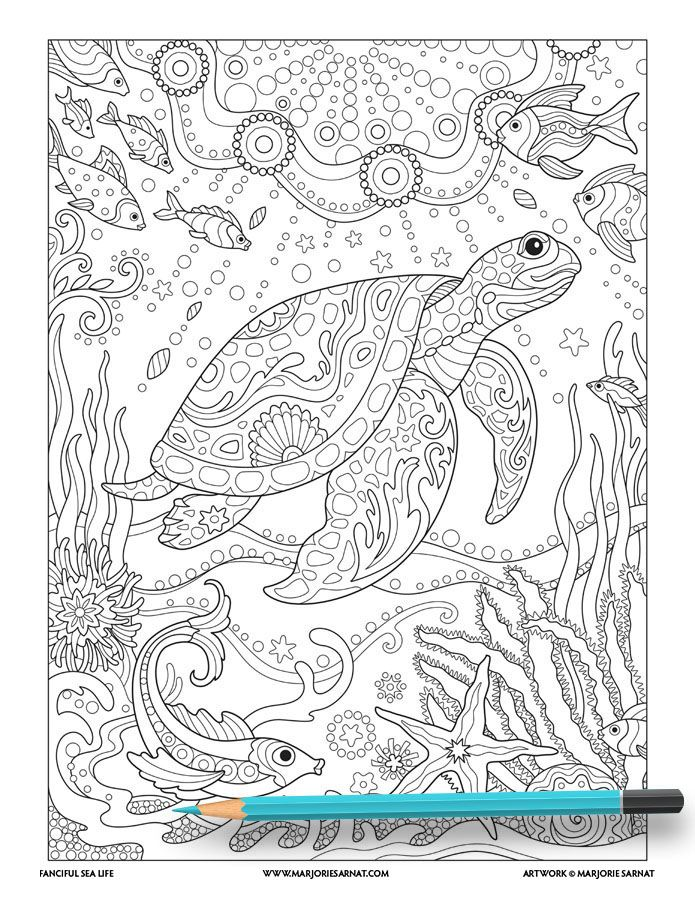 Sea Turtle Turtle Coloring Pages Coloring Books Coloring Pages