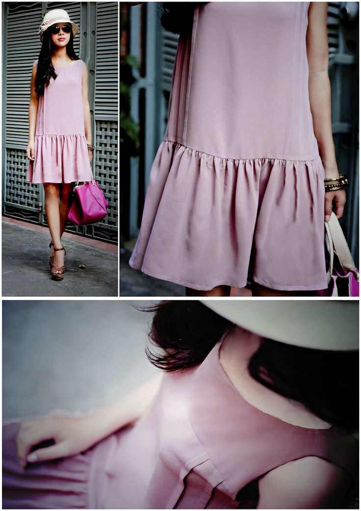 Pink in the memory now has been come back <3 Melody of Changes- SS 2013 Collection