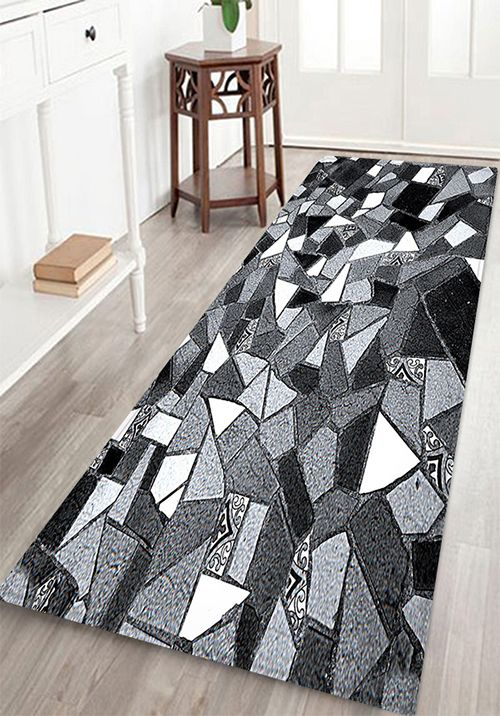 Ceramic Tile Anti Skid Water Absorption Area Rug In 2018 Rugs