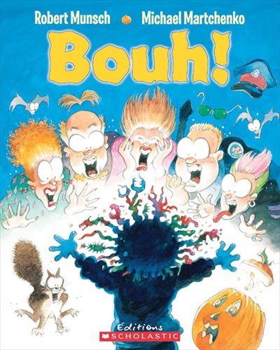 Bouh! + CD