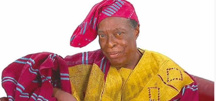 Who Is Adebayo Faleti? 10 Things About The Late Actor Who Translated The National Anthem From English To Yoruba
