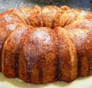 Cane Syrup Fig Cake - South Louisiana Recipes