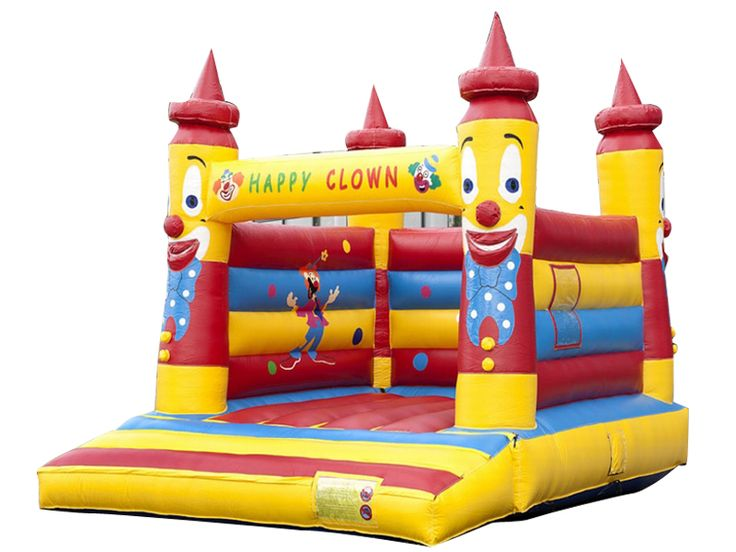 Find Bouncy Castle Standard Clown? Yes, Get What You Want From Here, Higher quality, Lower price, Fast delivery, Safe Transactions, All kinds of inflatable products for sale - East Inflatables UK