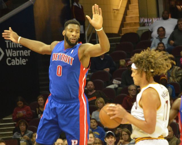 Andre Drummond's historic offensive rebounding