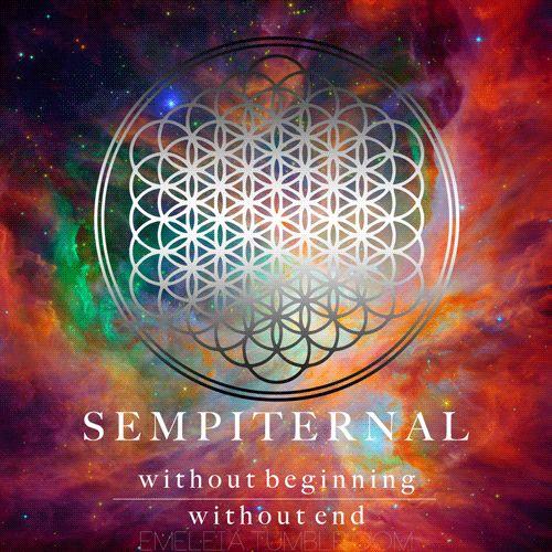 Bring Me The Horizon Sempiternal Album Cover. (GIF)