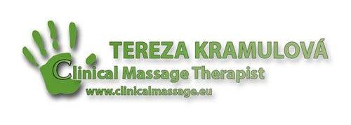 Clinical Massage Therapist - Tereza Kramulova - Massage in Prague - Web portal LadyPraha