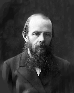 """Fedor Dostoevskij, """"Il segreto dell'esistenza non sta soltanto nel vivere, ma anche nel sapere per cosa si vive."""""""