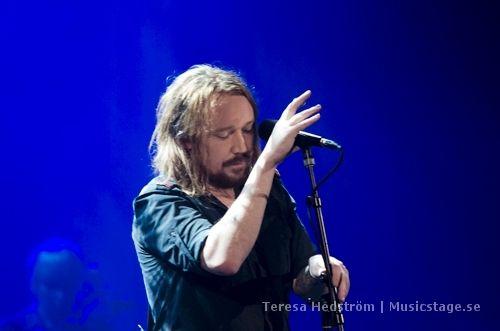 Lars Winnerbäck, Cirkus, Stockholm, 2011-10-11