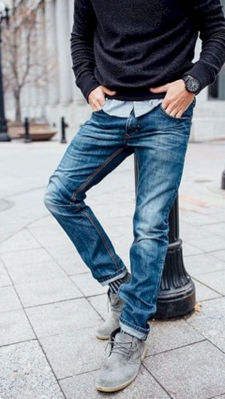 The Best Men's Casual Style, That I Wish My Boyfriend Would Wear (08)
