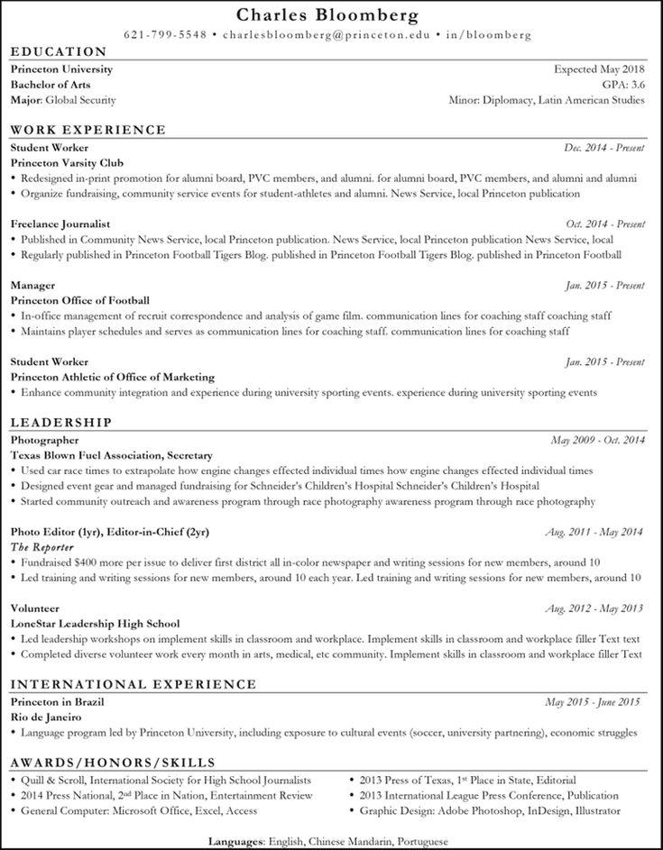 Reddit 2018 Resume templates, Indesign resume template