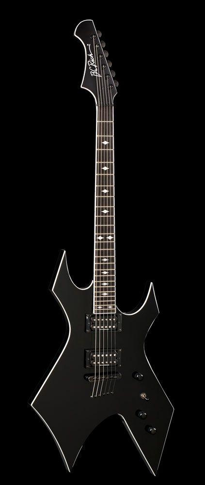 B.C. Rich NT Warlock Electric Guitar Onyx