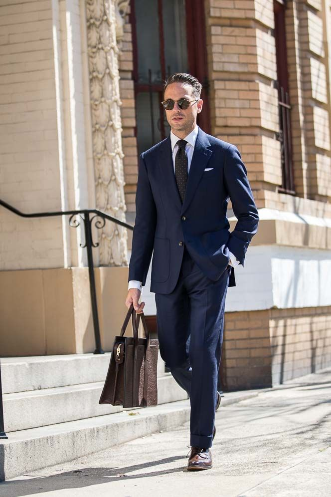 The Job Interview: Why You Shouldn't Dress To Impress  http://hespokestyle.com/interview-dress-code/