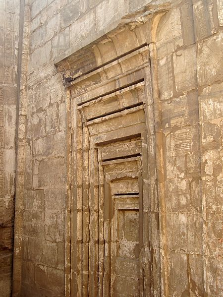 False Door   Tomb   Ancient Egypt