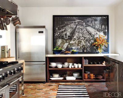Elle Decor (Ellen Pompeo's kitchen)