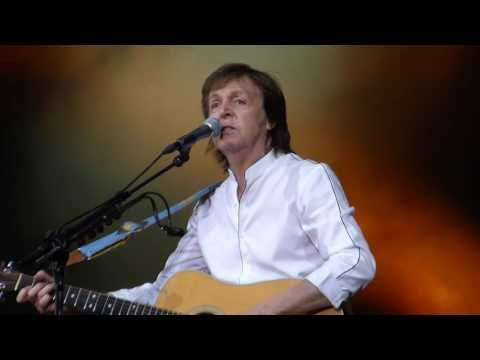 Paul McCartney - We Can Work It Out live Berlin Waldbühne 14.06.16